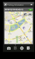 Screenshot of ParkingMyCar Lite