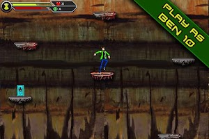 Screenshot of Ben10 Ultimate Alien UE Tablet