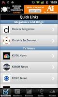 Screenshot of Denver Local News