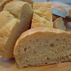 Failproof French Bread (Bread Machine)