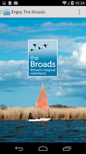 Enjoy the Broads - screenshot