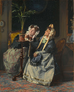 RIJKS: Alexander Hugo Bakker Korff: painting 1880