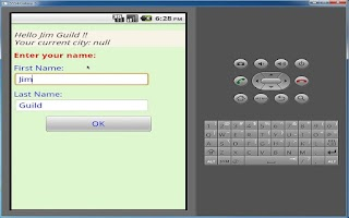 Screenshot of MySamples