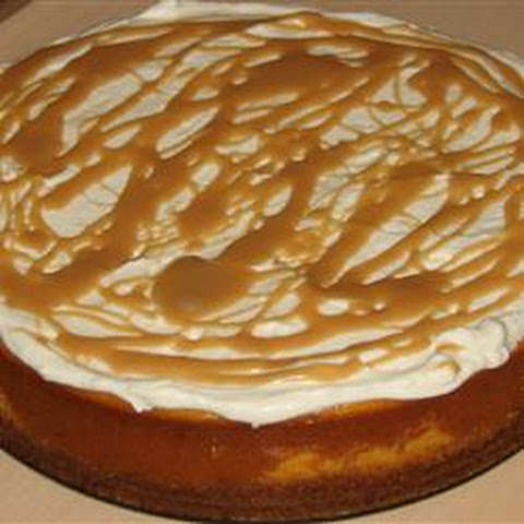 Pumpkin Cheesecake II