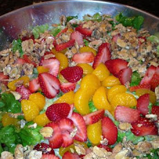 Betty's Strawberry-Mandarin Salad
