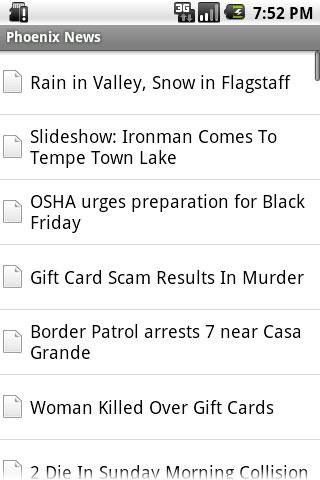 Phoenix Local News