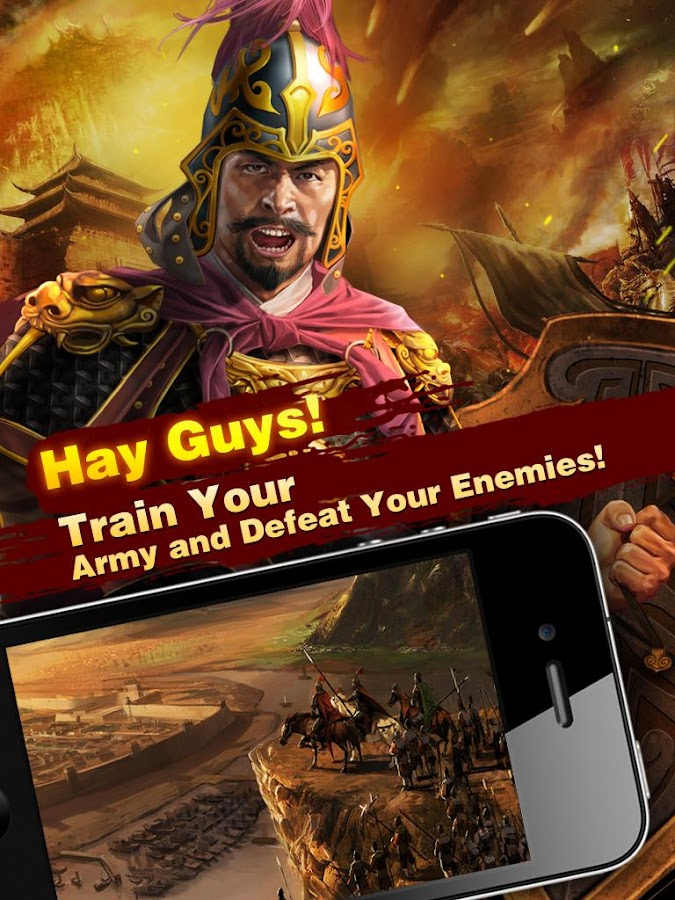 three kingdoms Screenshot 9