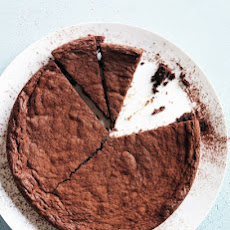 Fudgy Brownie Cake