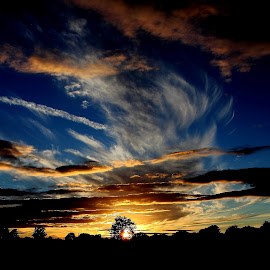 by David Felstead - Landscapes Cloud Formations