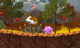 Screenshot of Piggly Xmas