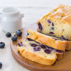 Blueberry Maple Cake