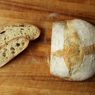 Fast Breads' Crusty Artisanal Bread