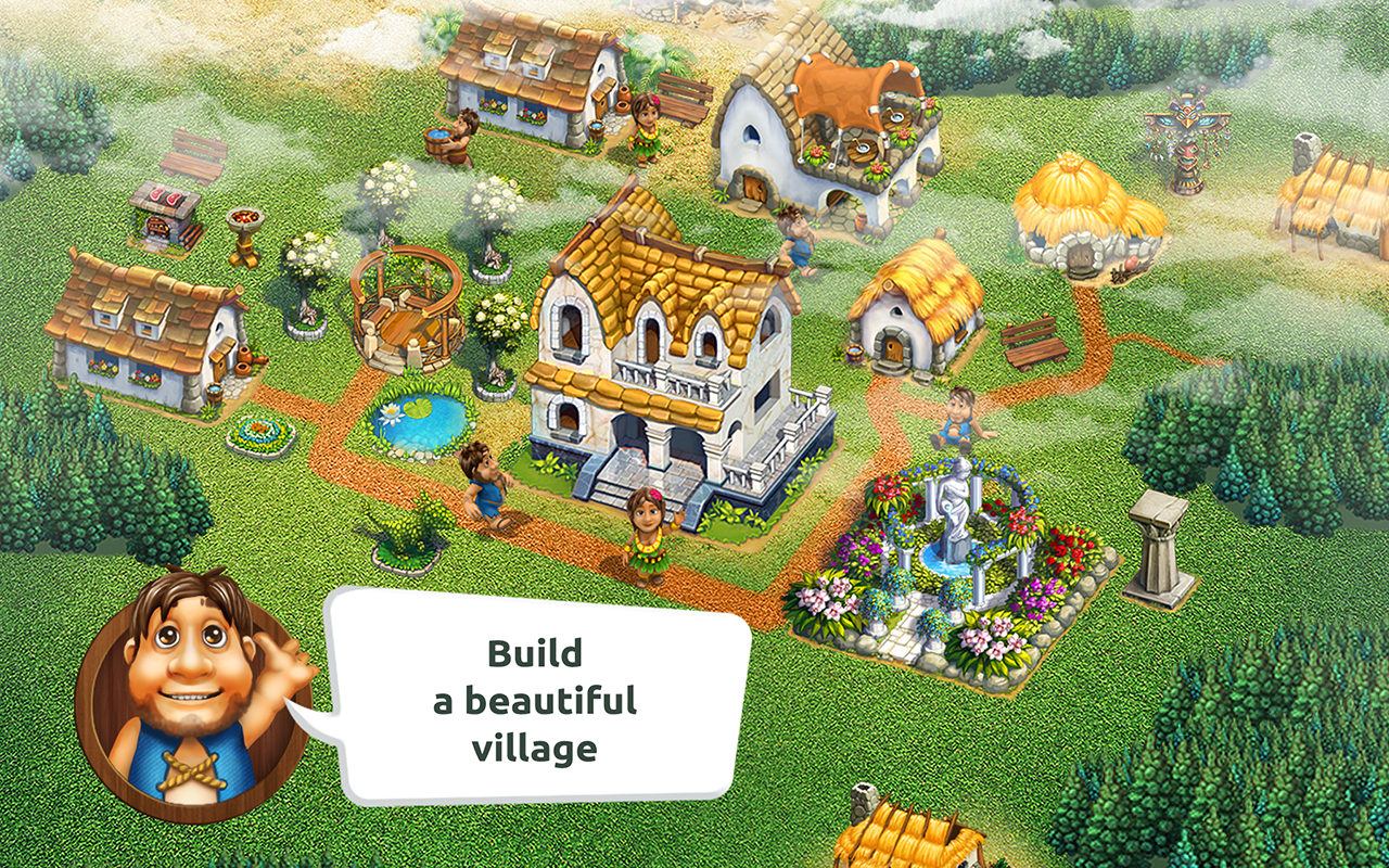 The Tribez: Build a Village Screenshot 9