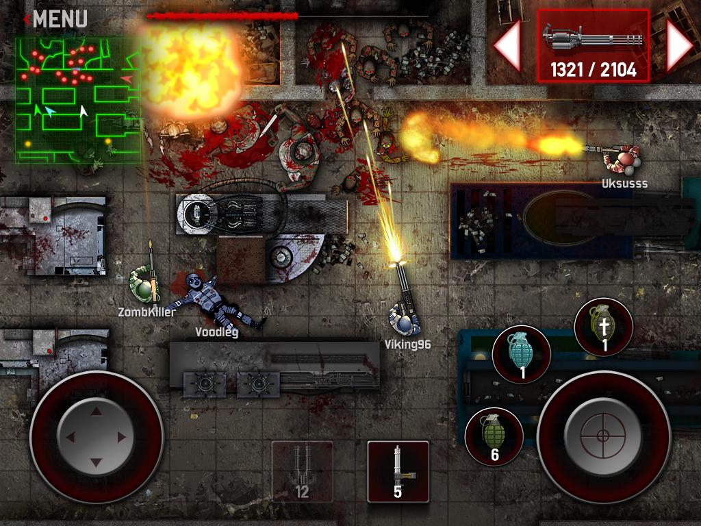 SAS: Zombie Assault 3 Screenshot 5