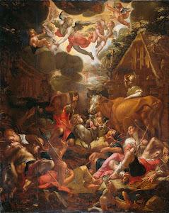RIJKS: Joachim Wtewael: painting 1603