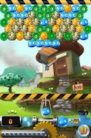 Screenshot of Bubble Town 2 HD