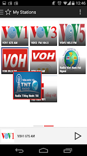 RADIO VIET NAM PRO - screenshot