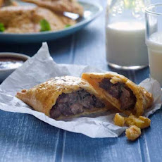 Gluten Free Cheeseburger Pasties