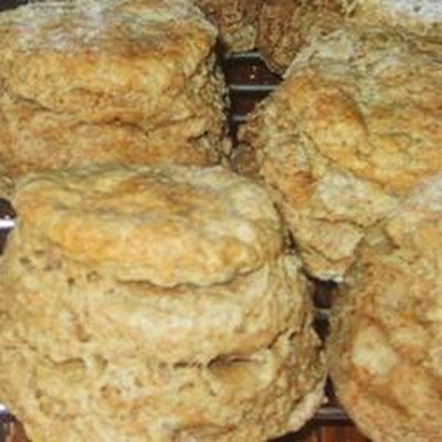 Black Treacle Scones