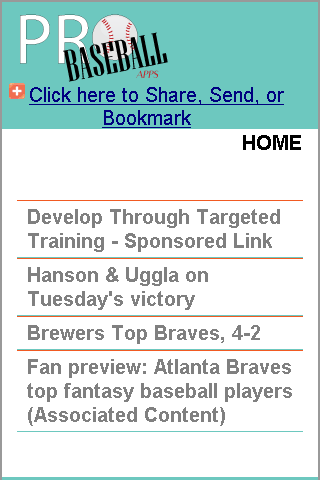 Tommy Hanson News
