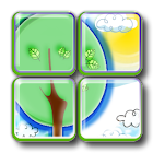 OMeGa: Memo cards icon