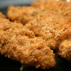 Spicy Oven Fried Chicken