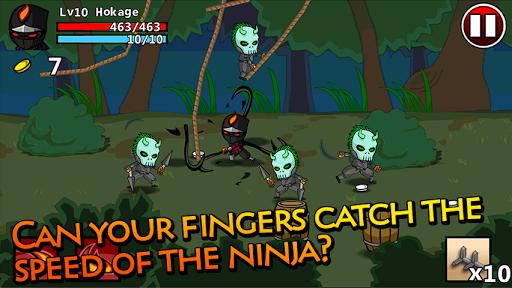 Ninjas - STOLEN SCROLLS For PC