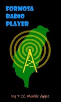 Screenshot of Formosa Radio Player Tablet