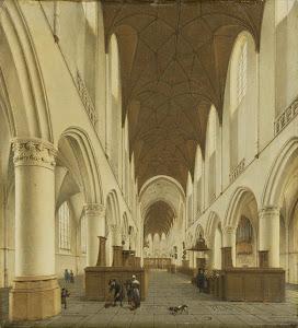 RIJKS: Isaak van Nickelen: painting 1703