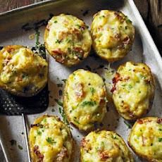Bonfire Night baked potatoes