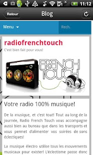 French Touch - screenshot