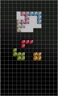 Logical Block Puzzle - screenshot