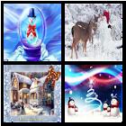 Snowmen Live Wallpaper icon