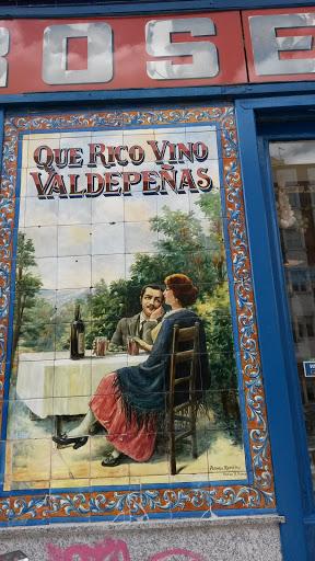 Que Rico Vino Valdepeñas