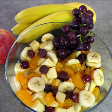 Refreshing Fresh Fruit Salad