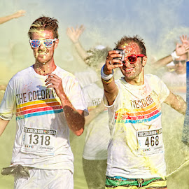 the color run by Luigi Mariani - Sports & Fitness Running