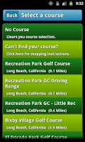 Screenshot of Golf Shot Tracker - Golf GPS
