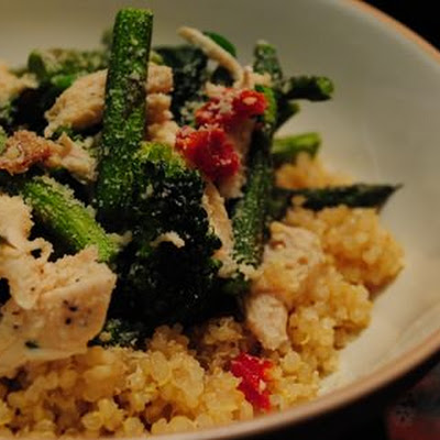Roasted Chicken & Vegetable Quinoa