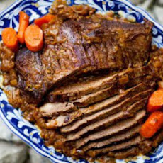 Beef Brisket Pot Roast