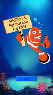 Addition Subtraction For Kids - screenshot