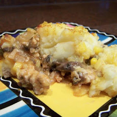 Lean Shepherd's Pie