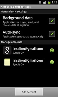 iNotes - screenshot