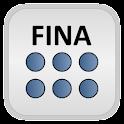 FINA Swim Points Calculator icon