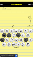Screenshot of Pinoy Hangman