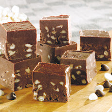 Irish Cream Truffle Fudge