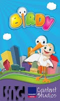 Screenshot of Birdy