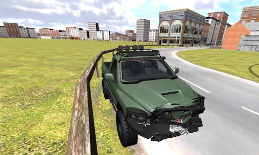Car Driving - screenshot