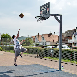One Small Leap by Adele Southall - Sports & Fitness Basketball (  )