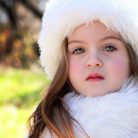 Winter Baby by Christina Witham - Babies & Children Child Portraits