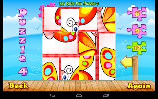 Screenshot of 123 Kids Fun™ PUZZLE GOLD Free